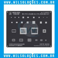 Stencil Black 2d para S7 - Mega-Idea Msm8996 CPU