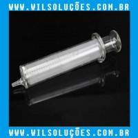 SERINGA DE VIDRO  ARTI GLASS  - BICO VIDRO SLIP 10ML