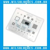 Stencil Amaoe Macbook - Mac 1 - 2015 - A1534 - Sr23g - 820-00045-A