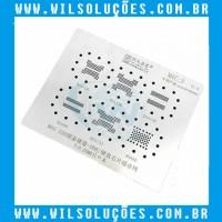 Stencil Amaoe Mac 3 - Mac SSD   Alta qualidade Bga Reballing