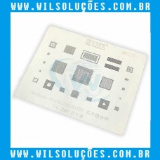 Stencil Amaoe Mac 5 - Para Macbook Pro A1706 - A1707