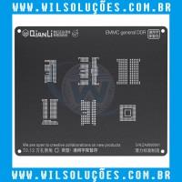 Stencil Qianli Tool Plus 3d Black - EMMC general DDR