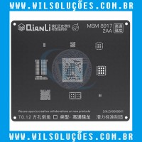 Stencil Qianli Tool Plus 3d Black - Msm 8917 2AA