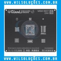 Stencil Qianli Tool Plus 3d Black - Msm 8937 2AA