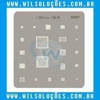Stencil S5027 Para Reeballing e Bga Note3