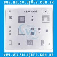 Stencil S5039 Para Reeballing e Bga samsung Note5
