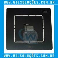 Stencil Wa038 Para Reeballing e Bga B608
