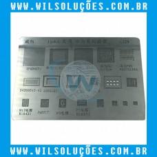 Stencil a429 - Ipad4cpu - P7.hi3630 - Apl5698 - P6sfa232aima - 343s0542-a2