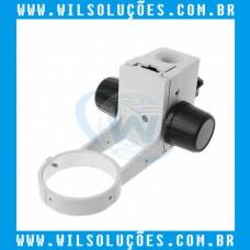 Suporte para Microscópio Estéreo Ajuste de Foco