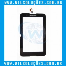 Tela Touch Screen Tablet Lenovo A7-30 A3300-gv 7 Polegadas