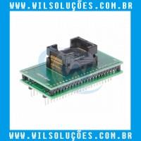 Socket TSOP48-DIP48 - Adaptador para Nand
