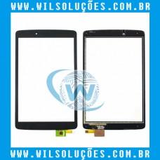 Tela Touch tablet Lg V480 V490 G Pad 8.0