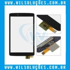 Vidro Touch Lg V480 V490 G Pad 8.0 Tela Lente Frontal