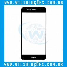 Tela Vidro Lente Frontal sem Display Asus Zenfone 3 Max-  Zc520tl