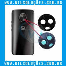 Lente Vidro Câmera Traseira Motorola Moto X4 - Xt1900