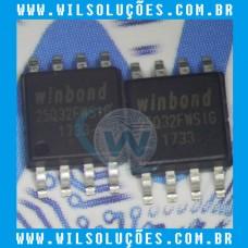 Winbond W25q32fwsig - 25q32fwsig - 25q32fw - 25q32 - 32M-BIT (Bios 1.8v)