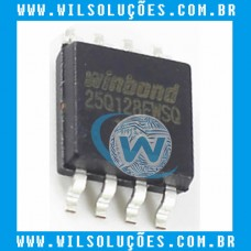 Winbond - W25Q128FWSQ - W25Q128FWSIQ - w25q128fw - 25q128 - 25q128fwsq - 25q128f - 128Mbit