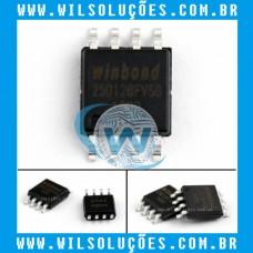 Winbond 25q128fvssig - 25q128fvsg - w25q128fvsig - w25q128 - 25q128 - 128M-BIT