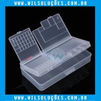 Case - Caixa de Armazenamento Multiuso Para Iphone 6 ao 11 PRO MAX e outros