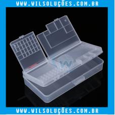 Case - Caixa de Armazenamento Multiuso Para Placa de Iphone 6 ao X e outros