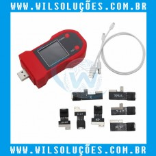 DT880 - Cabo De Alimentação P/ Teste iPhone 6 / 6P / 6S / 6SP / 7 / 7P / 8 / X / XS