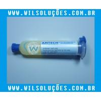 FLUXO PASTOSO AMTECH 559 - NC-559-ASM-TF No-Clean - FLUXO 559 NC ORIGINAL
