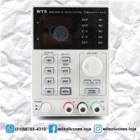 Fonte de Alimentação LDC Digital Programável 30v 5a - WYS 3005D