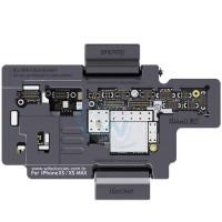 ISOCKET XS / XS MAX - QIANLI IPHONE XS / XS MAX- SOCKET PARA TESTE DE PLACA