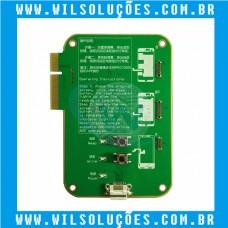 JC Módulo Reparo Falhas Sensor de Luz, Touch, Vibra Para Iphone 7, 7P, 8, 8P, X, XR, XS