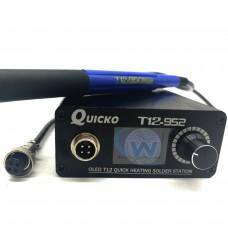 Estação de Solda Profissional Quicko T12-952 - New Handle